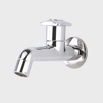 Aquel Wall Mounted Basin Faucet (Pillar Cock) GR 06-32