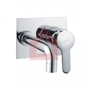 Jaquar Single Lever High Flow Bath Filler Opal Buy Taps And Faucets Online At