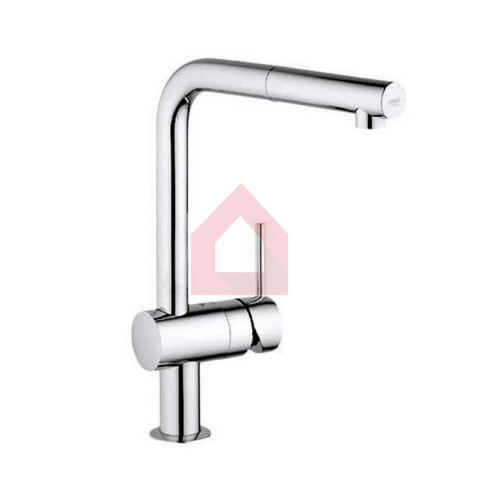 Grohe Minta Pullout Sink Mixer Buy Taps And Faucets Online At Decorals Com