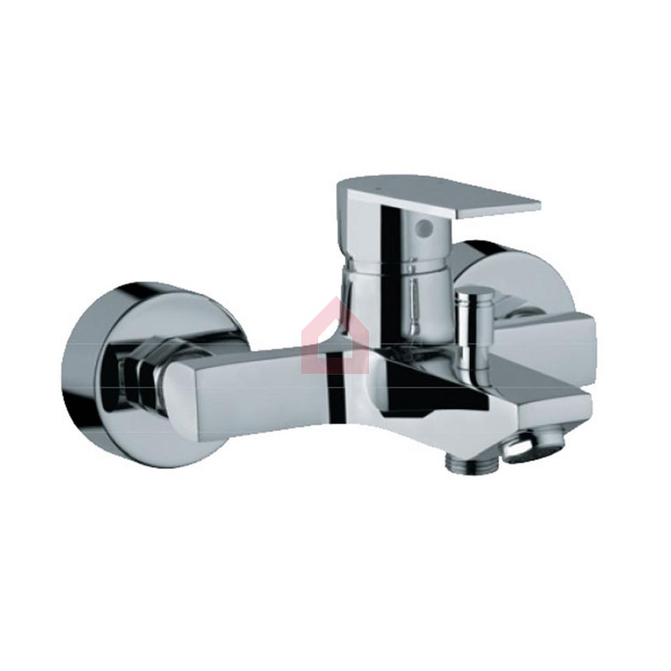 Jaquar single lever wall mixer buy wall mixers online at for Jaquar bathroom accessories catalogue