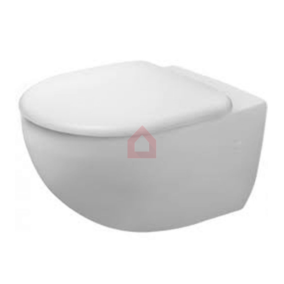 Duravit wall mounted toilet architec architec buy wall for Duravit architec toilet