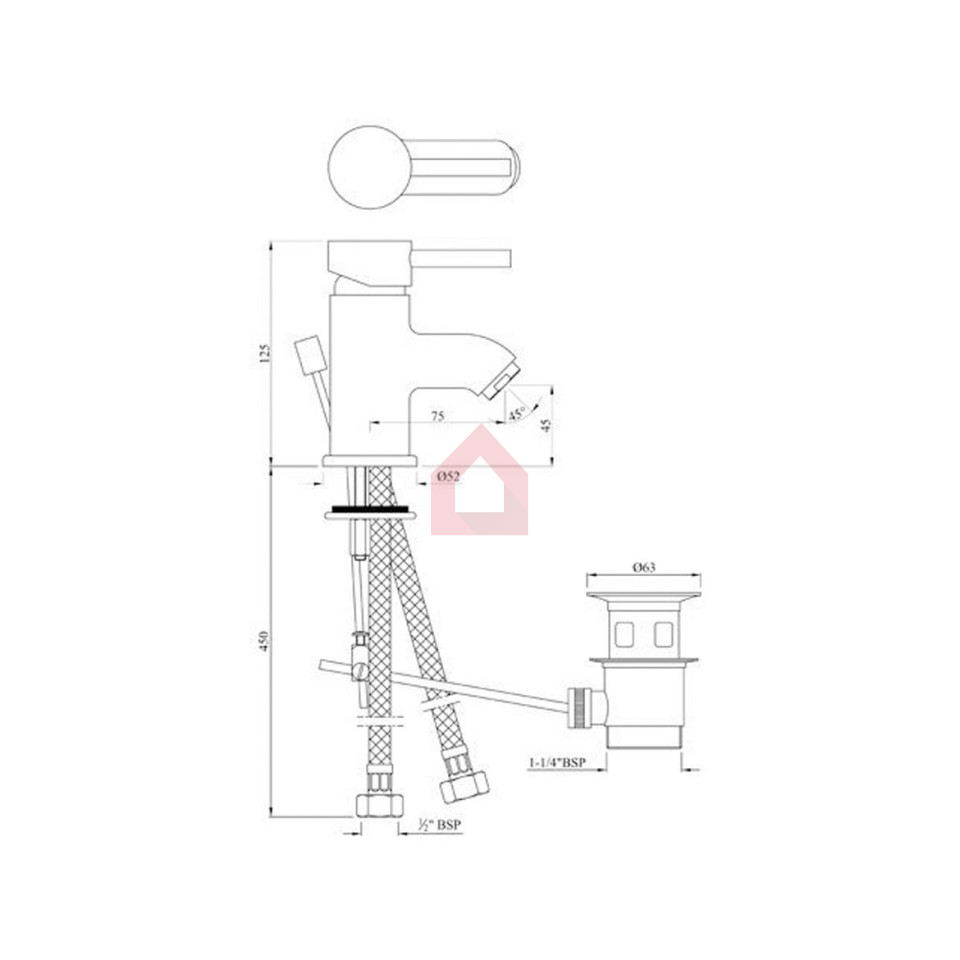 Jaquar single lever basin mixer small spout florentine buy taps fancybox ccuart Choice Image