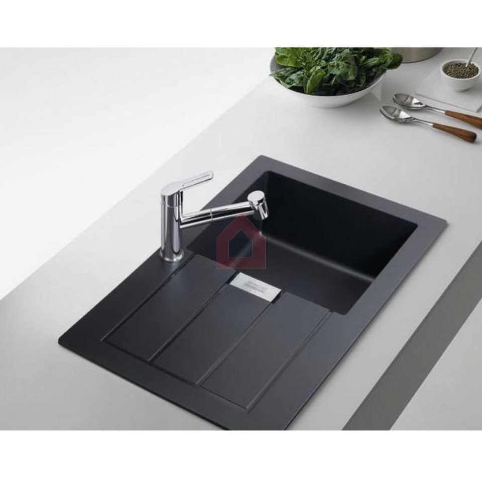 Franke Sinks India : Franke Single Bowl Kitchen Sink Set Tectonite - Buy Franke Online at ...