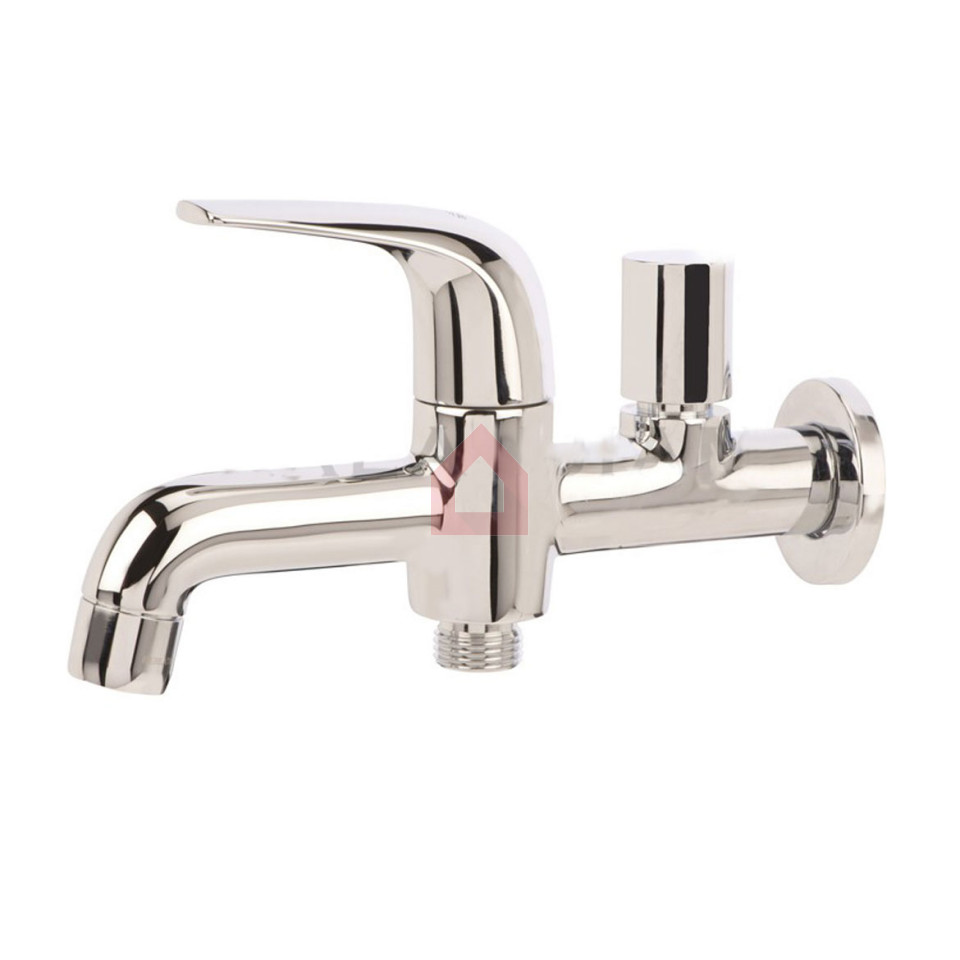 Grohe Bib Tap 2 in 1 Grohe Baucurve-20281000 - Buy Taps and Faucets ...