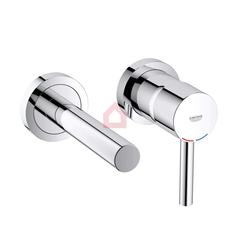 grohe essence basin mixer uppers essence 19408000 buy. Black Bedroom Furniture Sets. Home Design Ideas