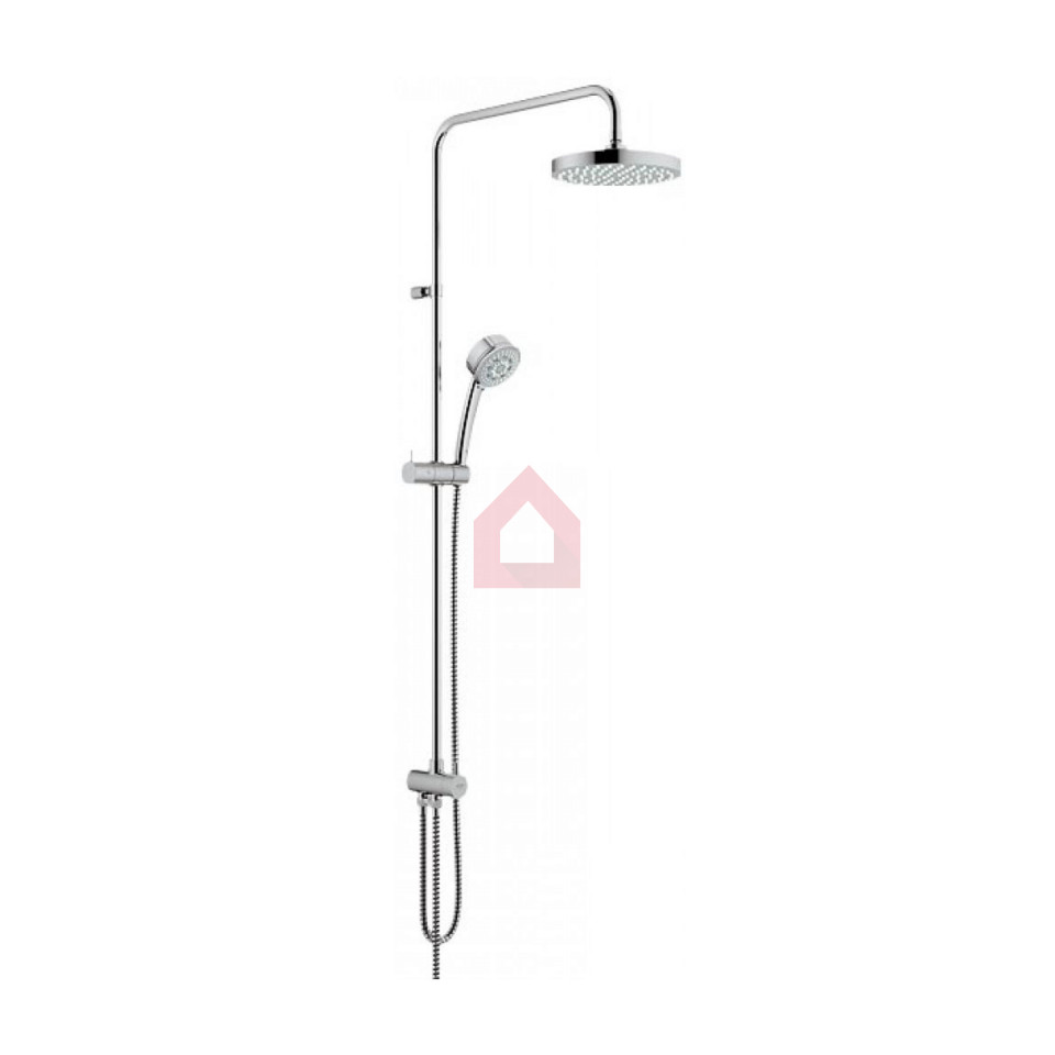 Grohe Shower Rail With Hand Shower And Overhead Shower - Buy Shower ...