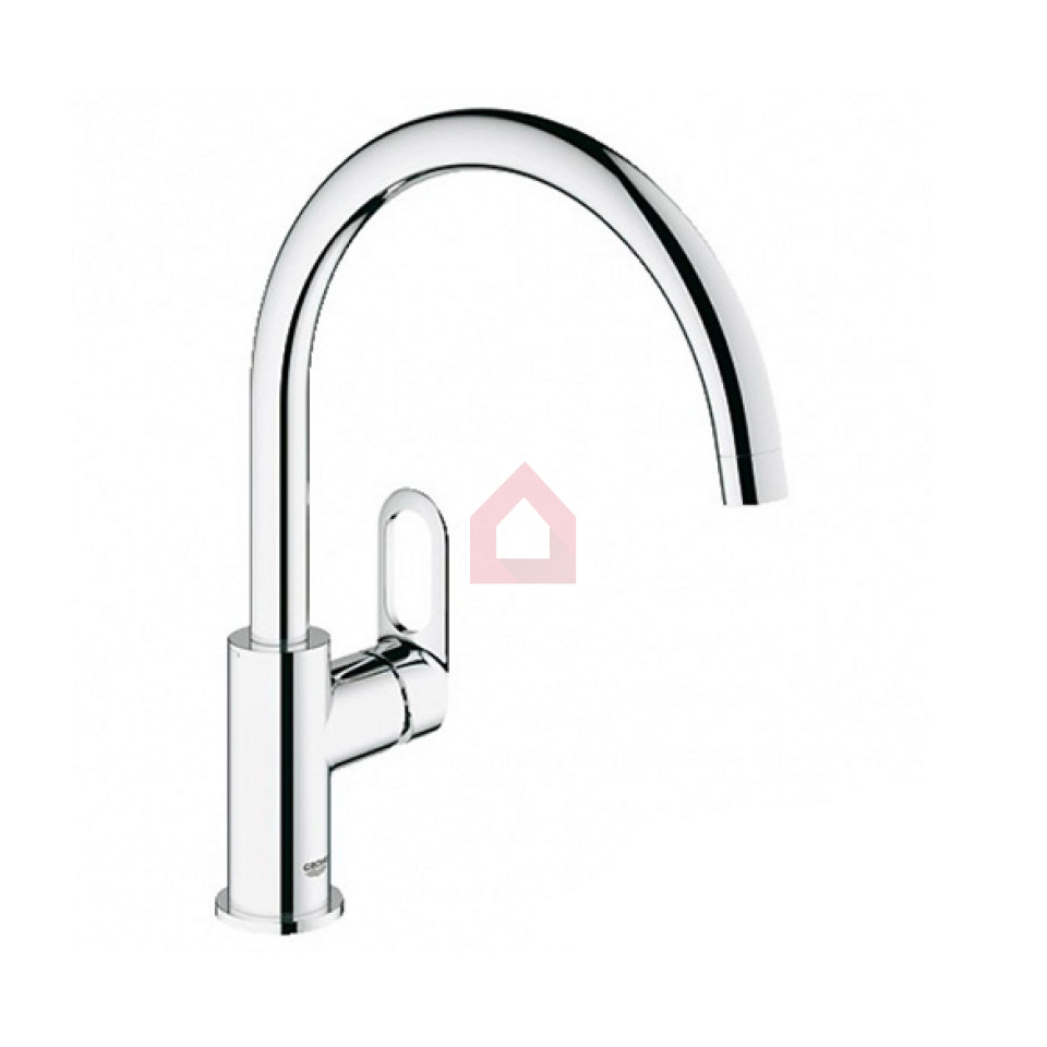 Grohe Sink Mixer With Swivel Spout - Buy Taps and Faucets Online at ...