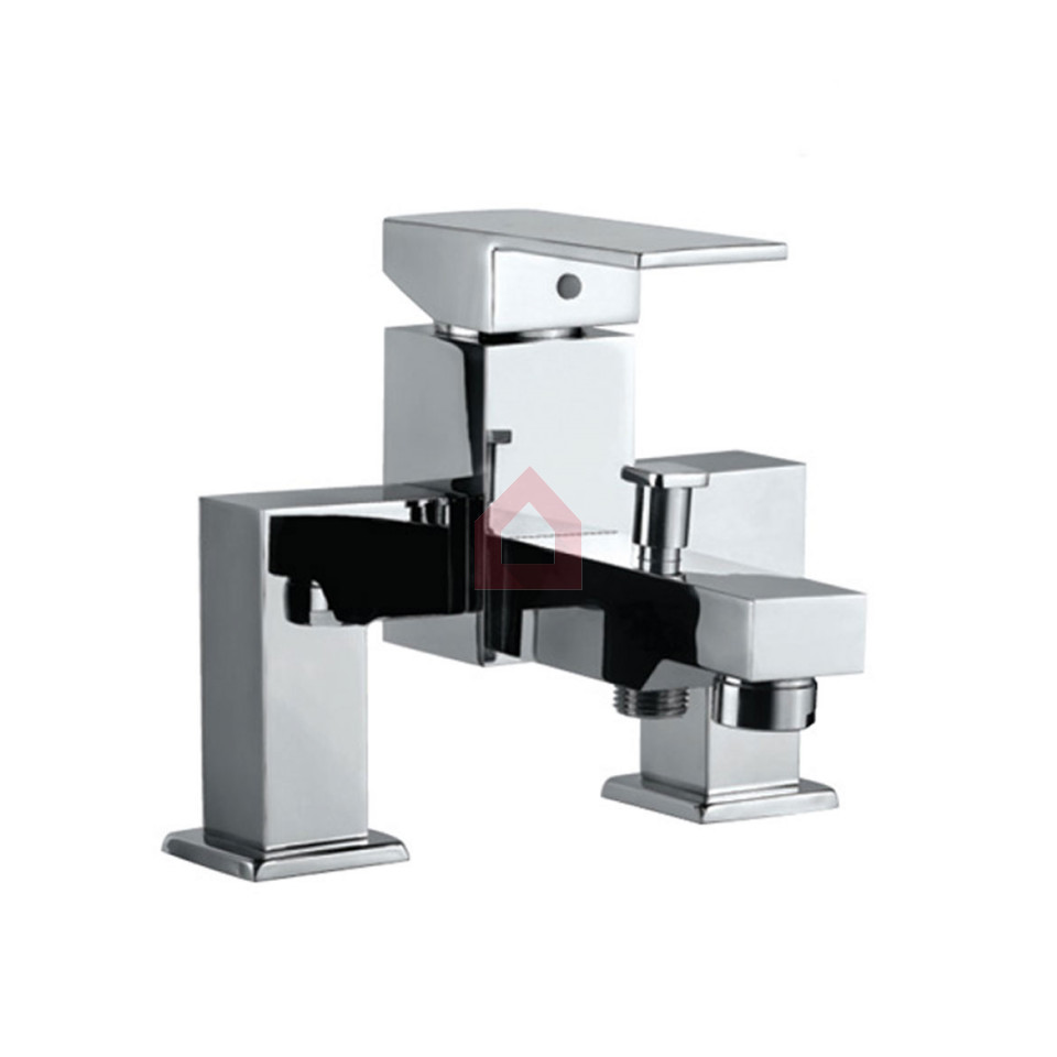 Jaquar Single Lever Bath Tub Mixer Kubix F Buy Taps And Faucets Online At