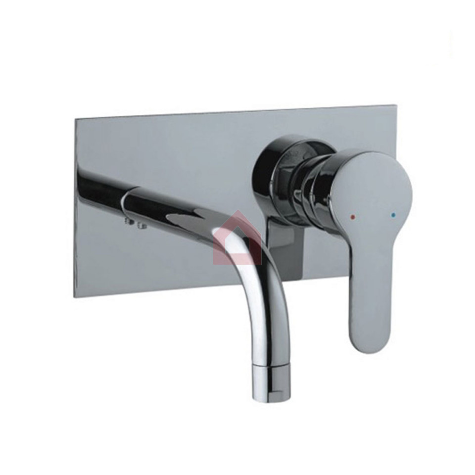 Jaquar Exposed Part Kit Of Concealed Basin Mixer Opal Buy Taps And Faucets Online At
