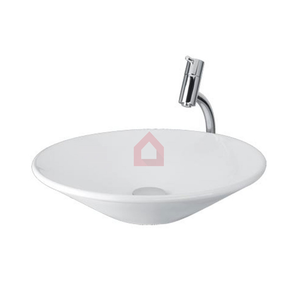 Toto Counter Top Wash Basin White LW535J - Buy Wash Basins Online at ...