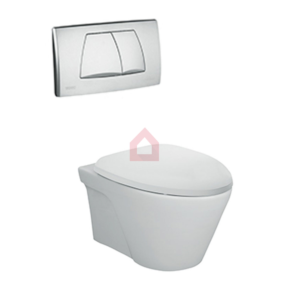 Toto Wall Hung Toilet CWB 822NJ - Buy Wall Hung Toilets Online at ...