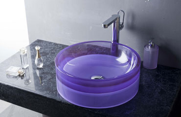 Resin Wash Basins