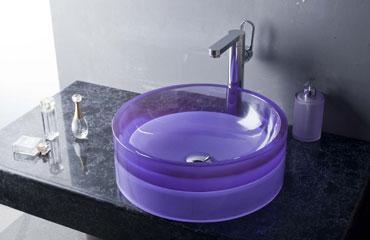 Resin Wash Basins